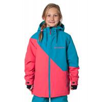 Horsefeathers VERONIKA PINK dětská zimní bunda - XXL