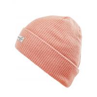 Horsefeathers GIA peach dámská zimní čepice