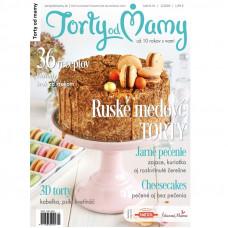 časopis Torty od mamy 01/2020