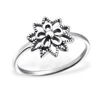 OLIVIE - stříbrný prsten 0142 Velikost prstenů: 7 (EU: 54 - 56)