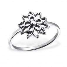 OLIVIE - stříbrný prsten 0142 Velikost prstenů: 6 (EU: 51 - 53)