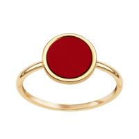Zlato Zlatý dámský prsten EW16848 Velikost prstenu: 59