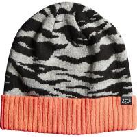 Fox VICIOUS ACID RED dámská zimní čepice