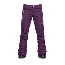 Horsefeathers AVRIL GRAPE zateplené kalhoty dámské - M