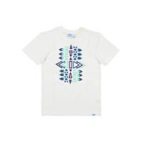 Picture End white pánské tričko s krátkým rukávem - L
