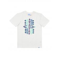 Picture End white pánské tričko s krátkým rukávem - S