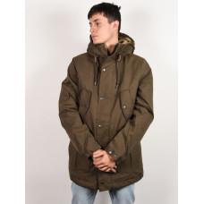 Volcom Starget 5K Major Brown zimní bunda pánská - L