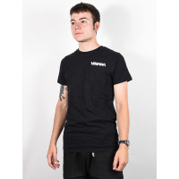 Vimana TEAM black pánské tričko s krátkým rukávem - XL
