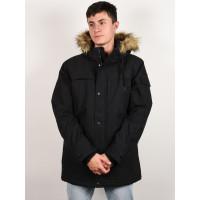Quiksilver STORM DROP black zimní bunda pánská - L
