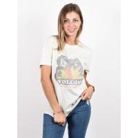 Volcom Lock It Up MIST dámské tričko s krátkým rukávem - M