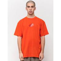 Santa Cruz Universal Dot FLAME RED pánské tričko s krátkým rukávem - M