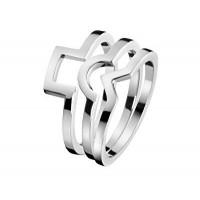 Prsten Calvin Klein Wonder KJ4VMR0001 Velikost prstenu: 57
