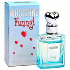 Moschino Funny! toaletní voda Pro ženy 4ml vzorek