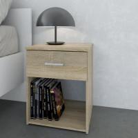 Noční stolek Space 70423 dub sonoma - TVI