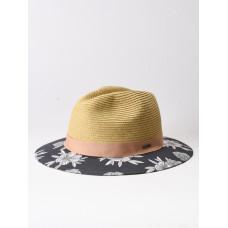 Roxy YOUHOU TURBULENCE ROSE AND PEARLS dámský slaměný klobouk - M/L