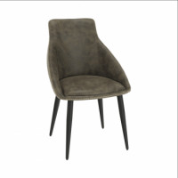 Jídelní židle DARAY hnědá - TempoKondela