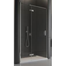 SanSwiss PU13PG 090 10 22 Sprchové dveře jednodílné 90 cm levé, chrom/durlux