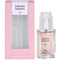 Gabriela Sabatini Miss Gabriela toaletní voda Pro ženy 20ml