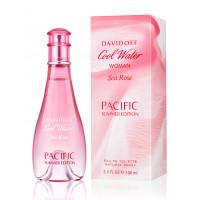 Davidoff Cool Water Sea Rose Pacific Summer Edition toaletní voda Pro ženy 100ml