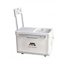 Aqua Marina white termo taška