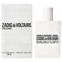 Zadig & Voltaire This is Her! parfémovaná voda Pro ženy 50ml