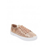 GUESS tenisky Good One Quilted Sneakers růžovozlaté vel. 41