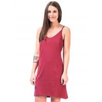 Horsefeathers ASTRID garnet rose společenské šaty krátké - M