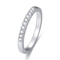 OLIVIE Stříbrný prsten CAROLINA 4864 Velikost prstenů: 7 (EU: 54-56)
