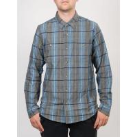 Ezekiel GEYSER DARK BLU pánská košile dlouhý rukáv - M