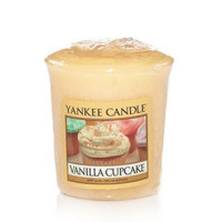 Yankee Candle Votivní svíčka Vanilla cupcake 49g
