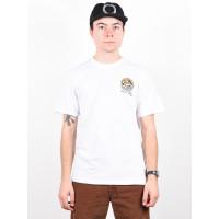 Element TAXI DRIVER OPTIC WHITE pánské tričko s krátkým rukávem - M