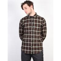 Ezekiel Gumbo BLK pánská košile dlouhý rukáv - XL