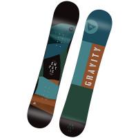 Gravity EMPATIC Junior dětský snowboard - 130