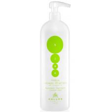 Kallos KJMN Avocado Shampoo 1000ml