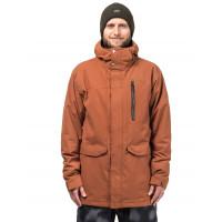 Horsefeathers HORNET COPPER zimní bunda pánská - XL