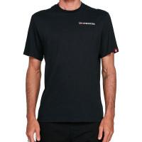 Element GOOP FLINT BLACK pánské tričko s krátkým rukávem - M