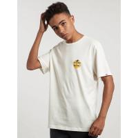 Element RETINA BONE WHITE pánské tričko s krátkým rukávem - L