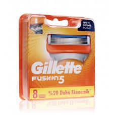 Gillette Fusion 8ks