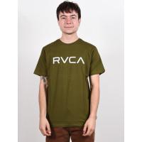 RVCA BIG RVCA SEQUOIA pánské tričko s krátkým rukávem - L