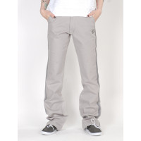 Billabong J3PT0818 GRY plátěné sportovní kalhoty dámské - S