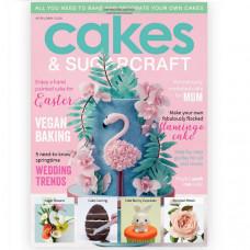 časopis Cakes and Sugarcraft č.157