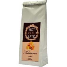 Botanico Horká čokoláda karamel 100g