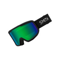 Smith AS FRONTIER Black | Green Sol-X pánské brýle na snowboard