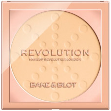 Makeup Revolution London Bake & Blot 5,5g - Banana Light