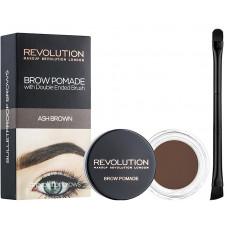 Makeup Revolution London Brow Pomade 2,5g - Ash Brown