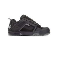 Dvs COMANCHE black/reflective/charcoal/nubu pánské letní boty - 44,5EUR
