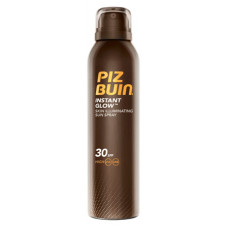 Piz Buin Instant Glow Skin Illuminating Sun Spray SPF 30 150ml