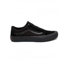 Vans Old Skool Pro blackout pánské letní boty - 45EUR