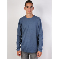 Quiksilver EVERYDAY KELVIN BRQ0 pánské tričko s dlouhým rukávem - S