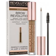 Makeup Revolution London Brow Revolution 3,8ml - Blonde